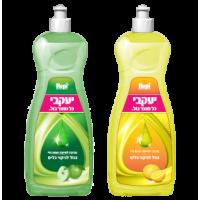"""סבון כלים 750מ""""ל 24% חומר פעיל"""